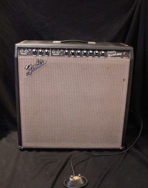 "Fender Super Reverb ""Blackface"" 1967"