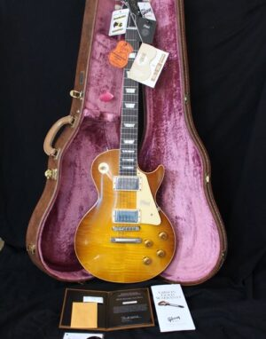 Gibson Les Paul Custom Shop R8 Reissue 1958 VOS 2018